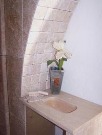Salle de bains Travertin