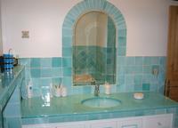 Salle de Bains Turquoise