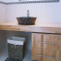 Eviers et vasques
