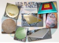 Les Plateaux de Table