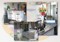 Plans de travails - Lave Emaillée - Salernes en Provence - Fabrication Artisanal